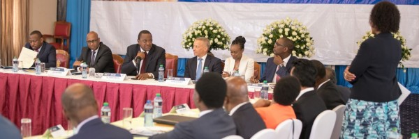 Presidential Roundtable with the Kenya Private Sector Alliance